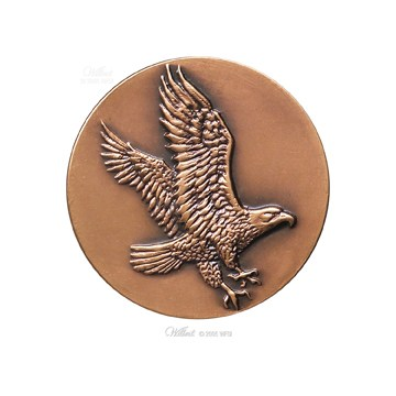 Flying Eagle Emblem