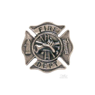 Fire Department Life Expression Emblem