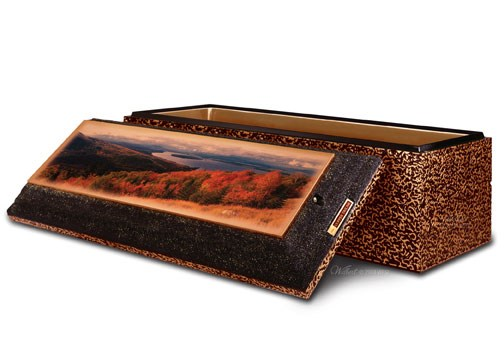 Mountains on Copper Triune®